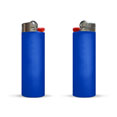briquet publicitaire maxi lighter bleu_royal