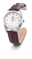 montre homme publicitaires made in france marron  2