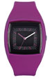 montre promotionnelle fabrication francaise fuschia
