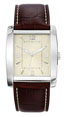 montre publicitaire made in france homme marron