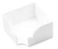 porte bloc papier made in france pasc3800 blanc
